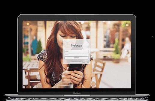 Livebuzz - Gerenciamento de mídias sociais - Dinamize - Soluções de E-Mail Marketing e Mídias Sociais