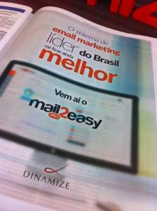Anúncio Mail2Easy Pro