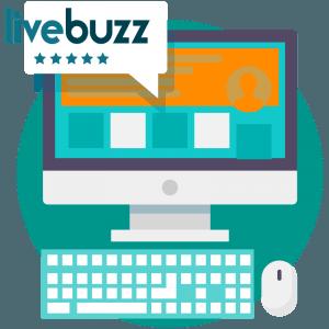 Livebuzz no monitoramento de mídias sociais