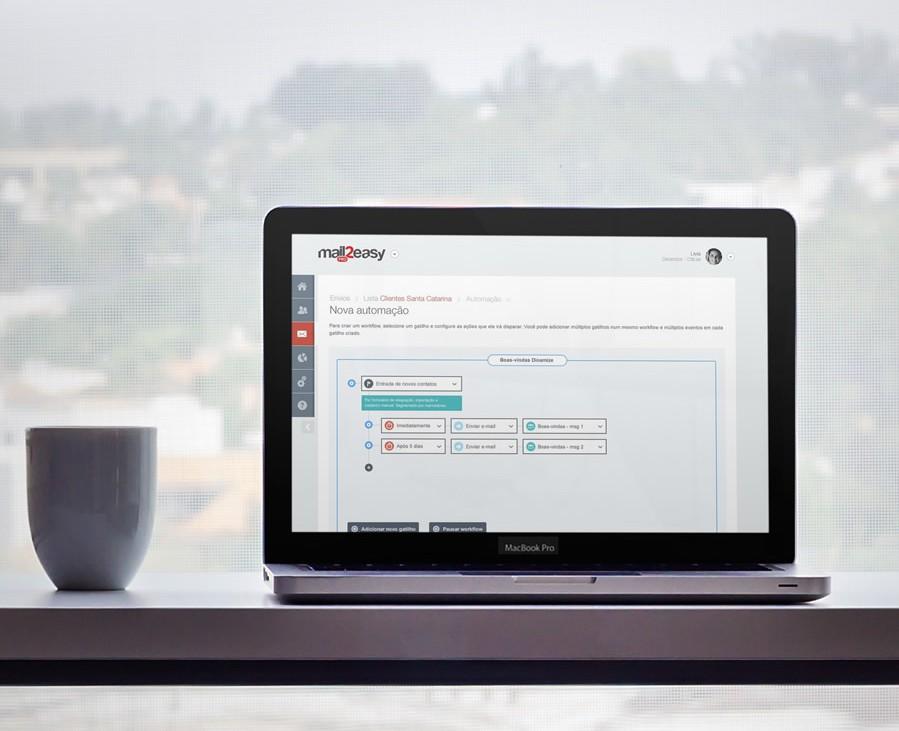 automação de campanhas de email marketing