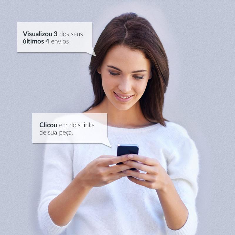 ferramenta de email marketing com relatórios completos