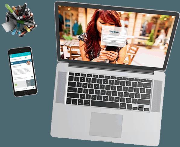 Livebuzz é a melhor solução para social media