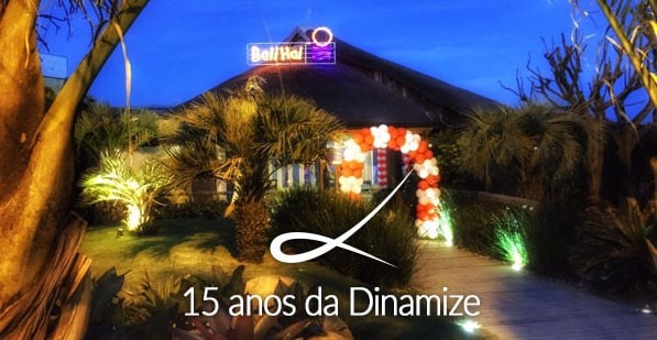 festa de 15 anos da Dinamize