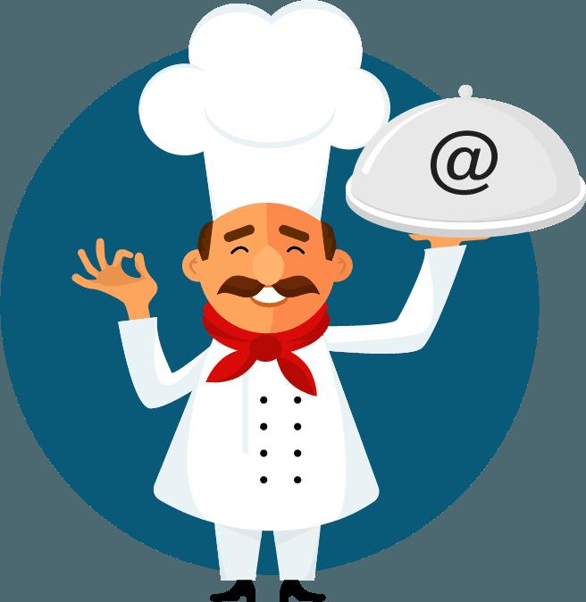 dicadinamize E-mail Marketing e o raio gourmetizador