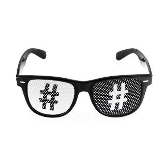 O Twitter permite ver a opinião do público usando hashtags