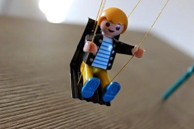 Design flat foi feito por quem brincava de Lego e Playmobil