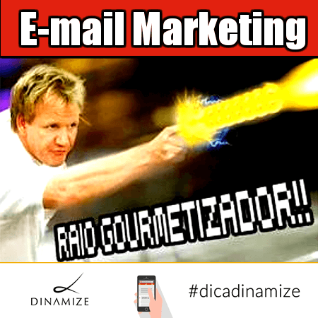 raio gourmetizador de emails - O meme que mostra quando o spam vira E-mail marketing de verdade