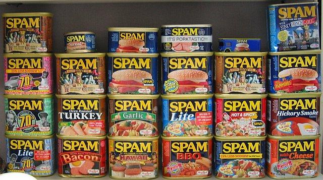 Não faça spam