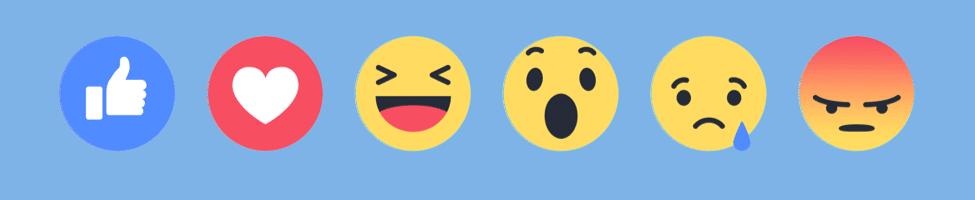 monitorar reações no facebook é uma novidade incrível do Livebuzz