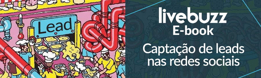 Captação de leads: Faça download do e-book