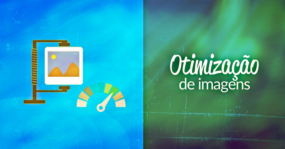 Otimização de imagens em campanhas de marketing digital