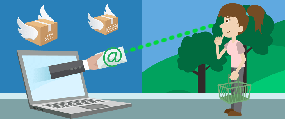 ROI do Email Marketing é o maior do mercado!