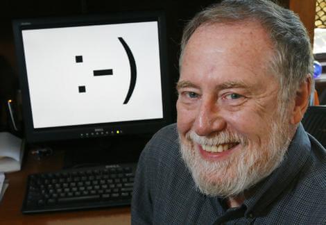 Scott Fahlmann e sua invenção: o Emoji