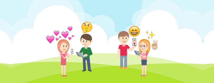 Emojis impulsionam a taxa de abertura de email