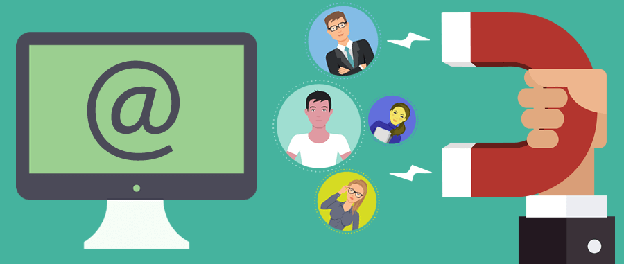 email marketing na retenção e aquisição de clientes