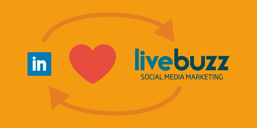 Monitoramento de Company Pages do LinkedIn no Livebuzz