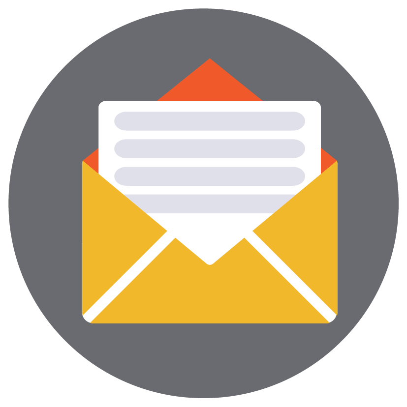 personalize o email de remetente