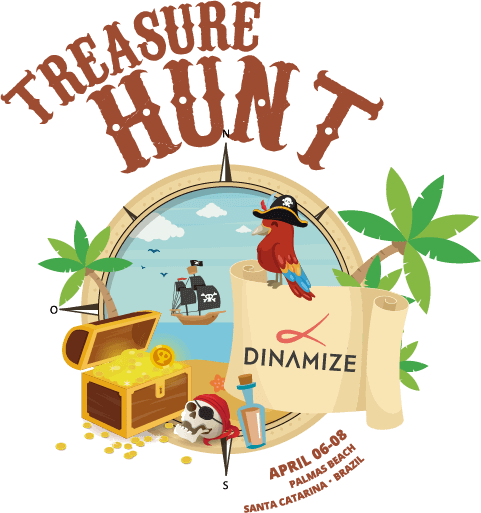 Treasure Hunt - Dinamize