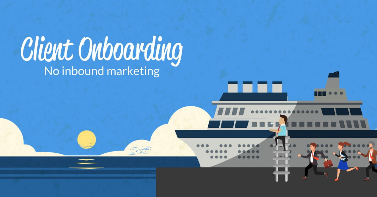 Client Onboarding no Inbound Marketing