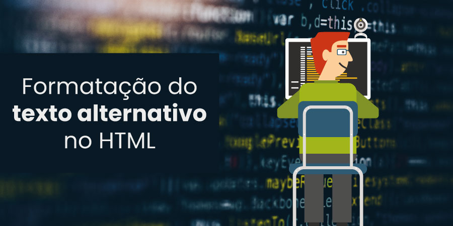 Formatação do ALT Text no HTML