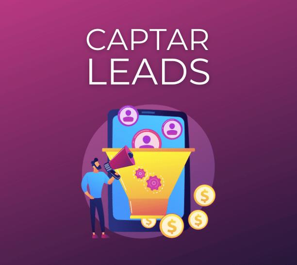 captar leads