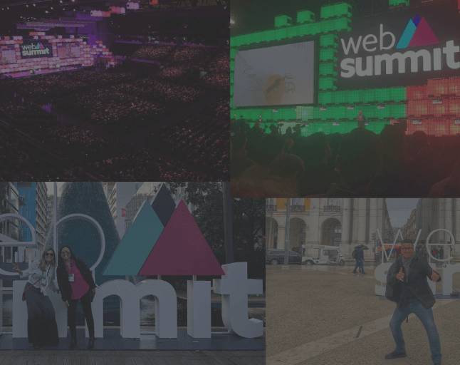 Destaque Web Summit