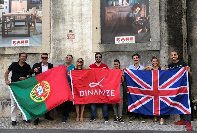 dinamize-avanco-global