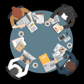 Manter as equipes de marketing e vendas integradas também