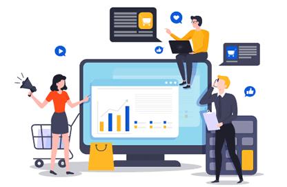 Relatórios e métricas detalhados sobre suas ações de email marketing