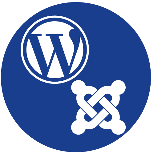 Wordpress e Joomla