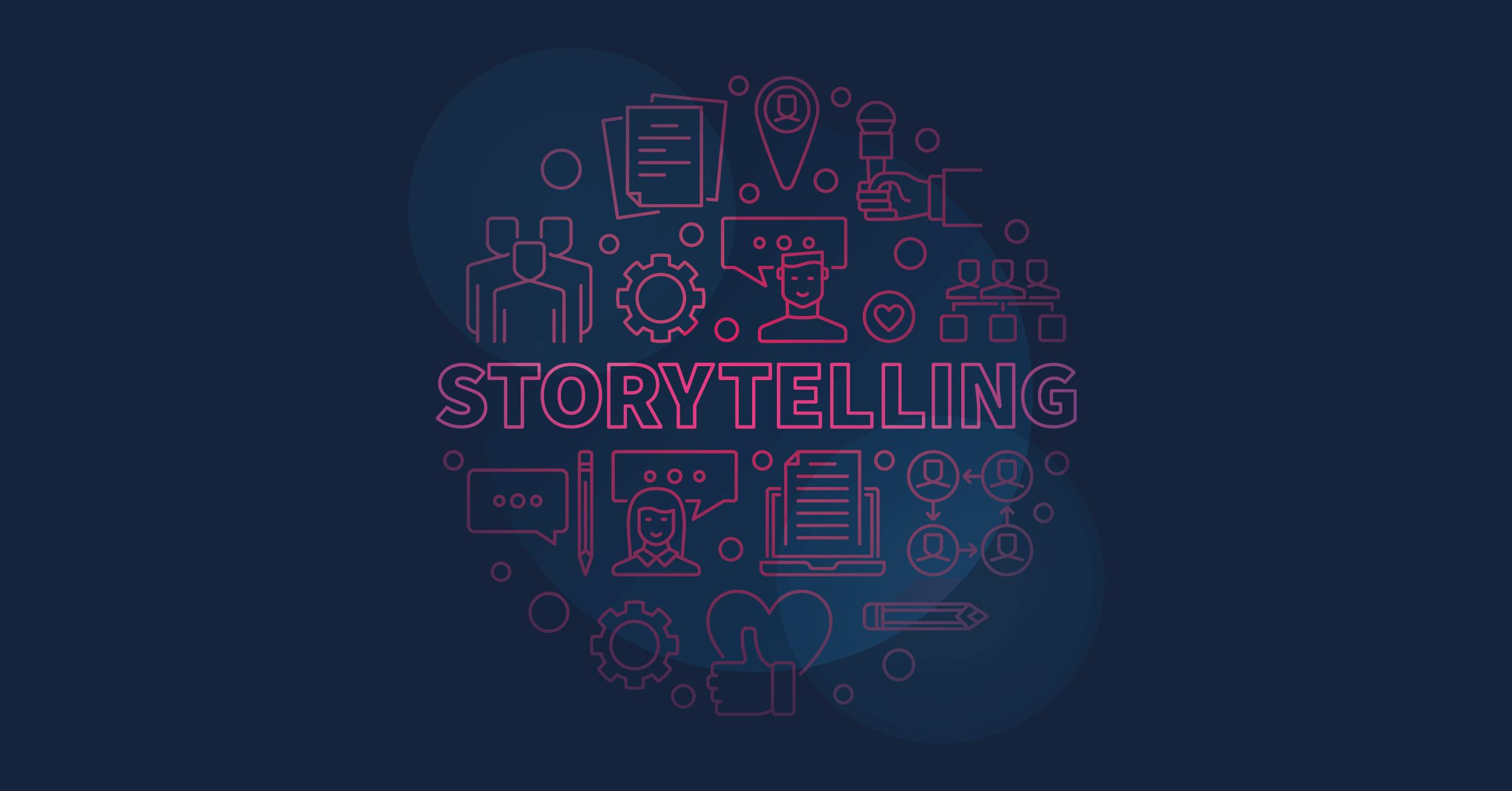 definição de storytelling