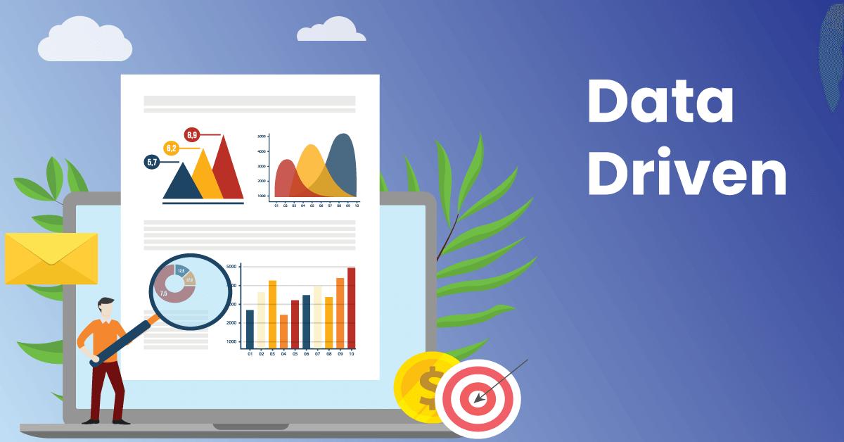cultura data driven - decisões orientada a análise dados