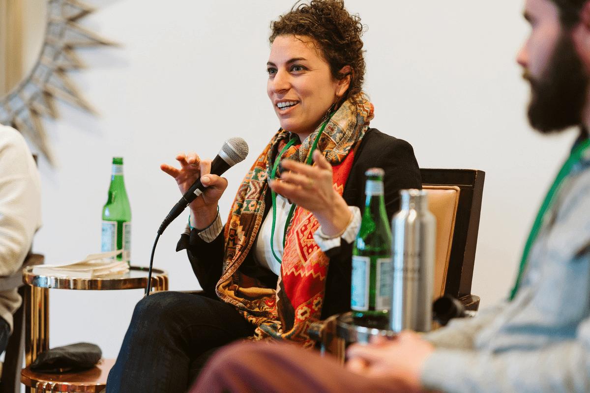 """Ilana Lipsett compartilha suas reflexões sobre o que pode ser feito pensando no """"Futuro do Futuro""""."""