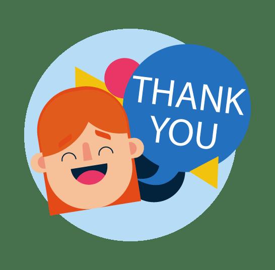 email boas vindas agradecimento