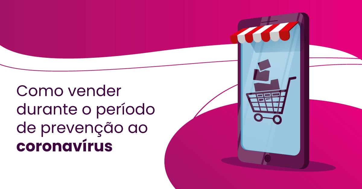 vendas em dia durante o coronavírus
