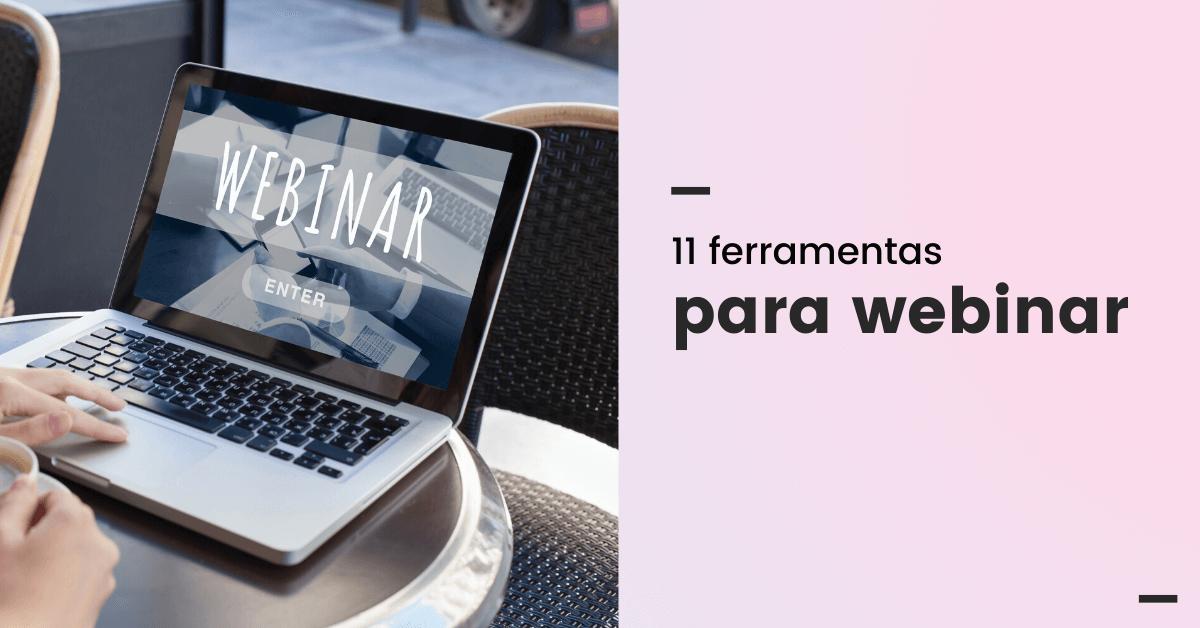 ferramentas webinar