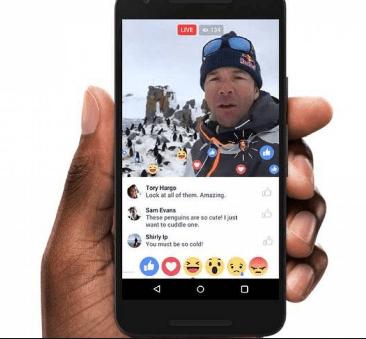 facebook live como ferramenta de webinar
