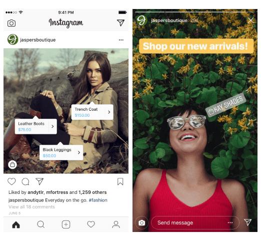 9 recursos do Instagram que podem melhorar a experiência do cliente