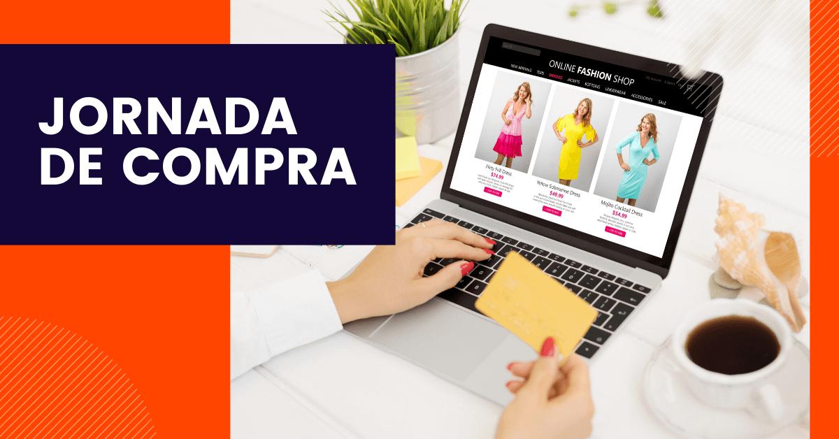 Primeiramente a Jornada de compra é um mapeamento de todas as etapas que o cliente pode passar no processo de compra de um produto ou serviço.