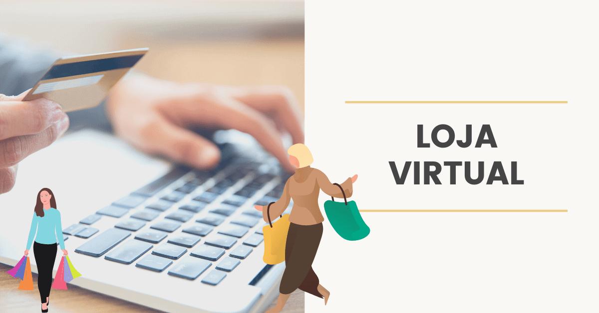 como criar sua loja virtual
