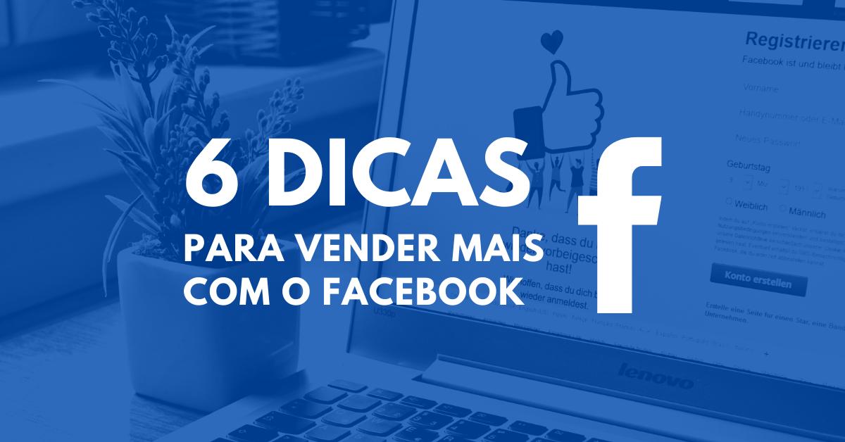 vendas facebook