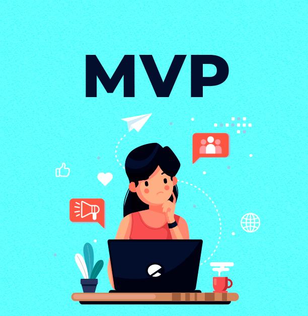 MVP - produto mínimo viavel