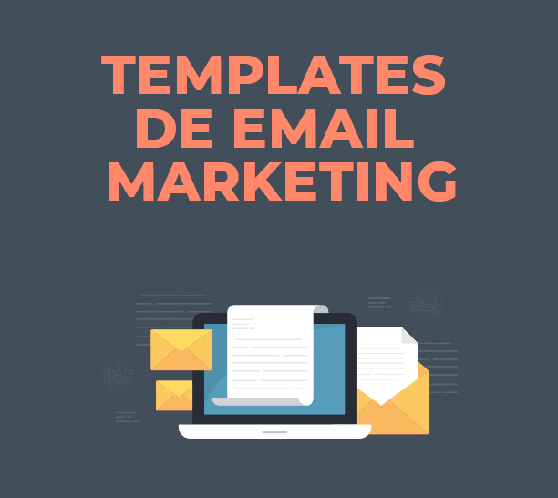 Templates de email marketing