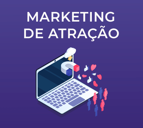 marketing de atração