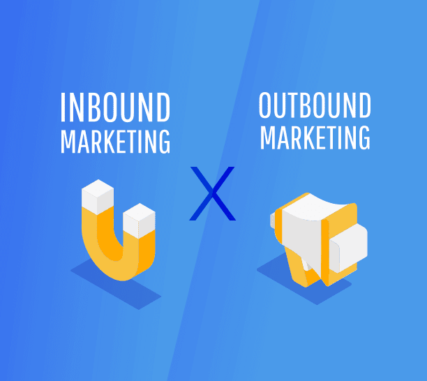 Inbound marketing e Outbound Marketing