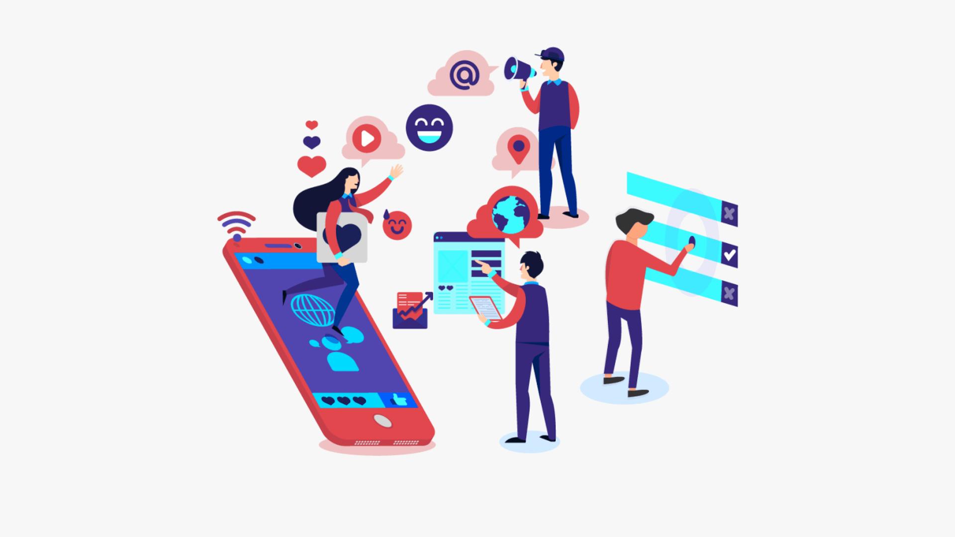 Automacao de marketing nas redes sociais