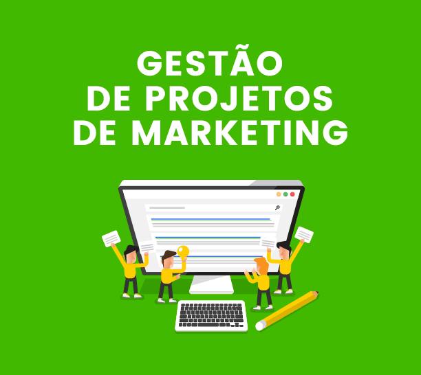 Gestao de projetos de marketing