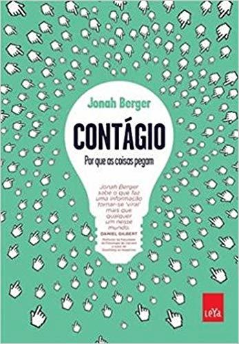 Contágio, um dos livros de marketing digital que você deve ler!