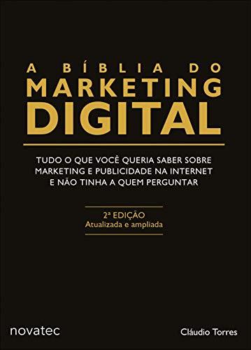 A Biblia Do Marketing Digital, um dos livros mais relevantes para interessados no segmento