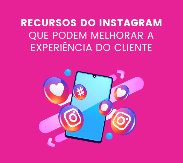 recursos do Instagram